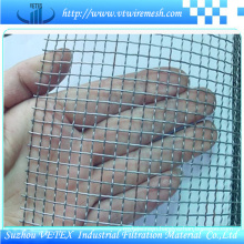 Corrosion-Resisting Stainless Steel Crimped Wire Mesh