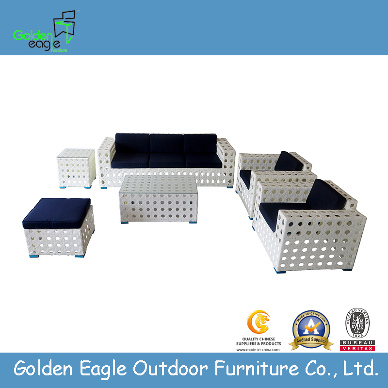 Garden PE rattan sofa furniture
