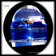 Garrafa De Perfume De Cristal Agradável C184