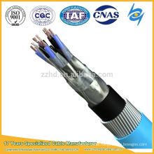 BS5308 Part 1 / Type 1 PE / OS / PVC Unarmoured Instrumentation Cables BS 5308 Cable Part 1 Type1 PE-OS-PVC