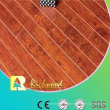 12mm E0 HDF AC4 Embossed Hickory Waterproof Laminated Flooring