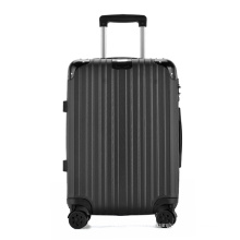 Hot sale carry-on ABS travelling bags luggage sets