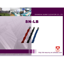 Kunststoff-wickelte Aufzug Balance Entschädigung Kette (SN-LB)
