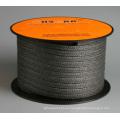 Trenzado de fibra de grafito PTFE embalaje (P1140)