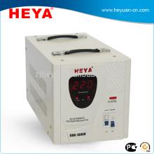 Hot sale AC 220V 1000VA automatic power voltage regulator for generator set/home appliance SDR-1000VA