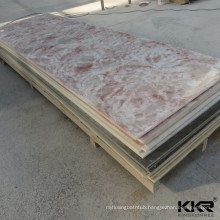 acrylic solid surface slabs/solid surface sheets for sale/synthetic marble sheets
