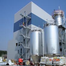Atelier préfabriqué d'industrie de structure métallique / hangar