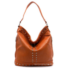 China Factory Customized PU Leather Bags Women Handbags