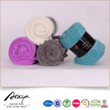 100% polyesters solid coral fleece blanket, Ataya Hot Superior Practical Coral Soft Warm Fleece Blanket Brand New 60''*47''