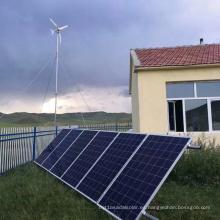 Sistema de generación de energía fotovoltaica fuera de la red