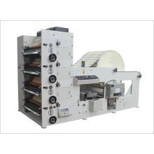 máquina de impresión de taza de papel de color 4