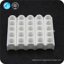 refractory steatite ceramic band heater ceramic heating parts