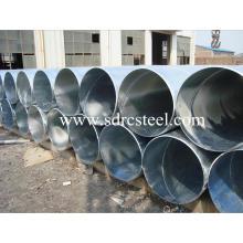 Pipeline Using Hot-DIP Galvanized Spiral Pipe