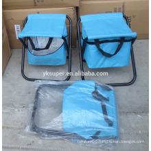 Portable folding chair small folding fishing stool