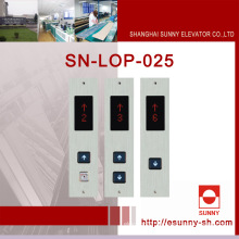 Elevator Cab Panels with Different Display (SN-LOP-025)