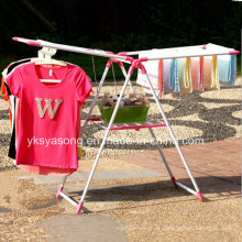 Acessível Floor Garment Rack para venda