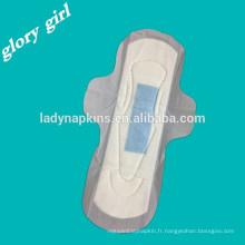 confort et sofe sèche tisser serviette hygiénique