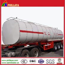 Anti-Acid Semi Tanker Trailer / Storage Tank / Fuel Tank