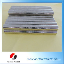 Rare Earth Strong D10x2mm n48 Permanent Magnet
