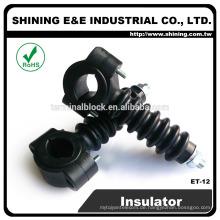 ET-12 M10 Black Resin Post Pin Line Elektrische 11Kv Isolator