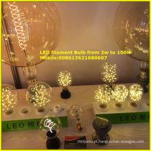 Lâmpada de filamento LED com preço competitivo