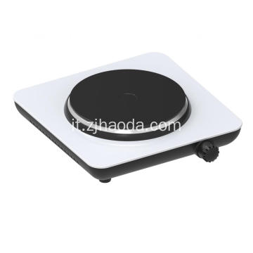 Nuova superficie in vetro CE Solid Hot Plate