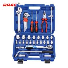AA4C 40pcs auto repair tool kit shelf hardware hand tools workbench tools  A1-E04001