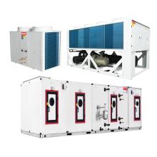 Unité de climatisation à détente directe et refroidie par air