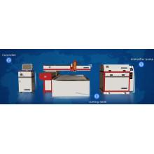 CNC Ultra alta pressão usada máquina de corte de jato de água preço