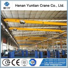 Golden China Manufacture CE GOST SGS ISO, Grúa de pórtico estándar europea para la venta