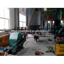 Бамбук / рисовая шелуха / солома Древесно-фрезерный станок, машина для производства порошков
