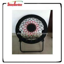 Steel moon chair bungee chair bunjo chair