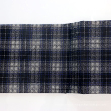 Plaid Print Cotton Fabric for Garment