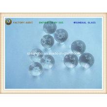 Bola bola de cristal/logotipo