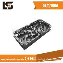 Aparelho de comunicação Peças de alta precisão de alumínio de alta pressão de fundição de 180T-1200T máquina de fundição