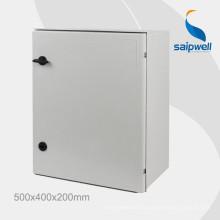 Boîte imperméable en gros de la fibre de verre IP66, boîte électrique de fibre en plastique avec du CE, ROHS