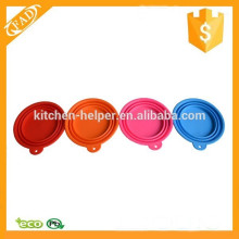 Eco-Friendly Factory Price Silicone Travel Pet Water Bowl