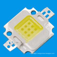 10W High Power LED 12V /White 100-130lm/W