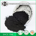 Wood base activated carbon for the refinement of greases