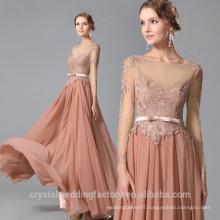 Wholesale Good Quality New Cheap Lace formal Cap Sleeve Beach Short Bridesmaid Dress with sash LB44