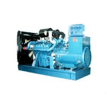 50kw-600kw electric generating with Doosan engine