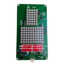 Affichage Board CD353 indicateur série Cop & Hop matricielle ascenseur pièce de rechange