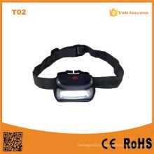 T02 2015 Novo Design 3W COB LED Farol