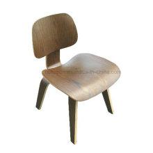 Классический простой Ханс Вегнер бистро коричневый твердой древесины Обедая стул (СП-BC466)
