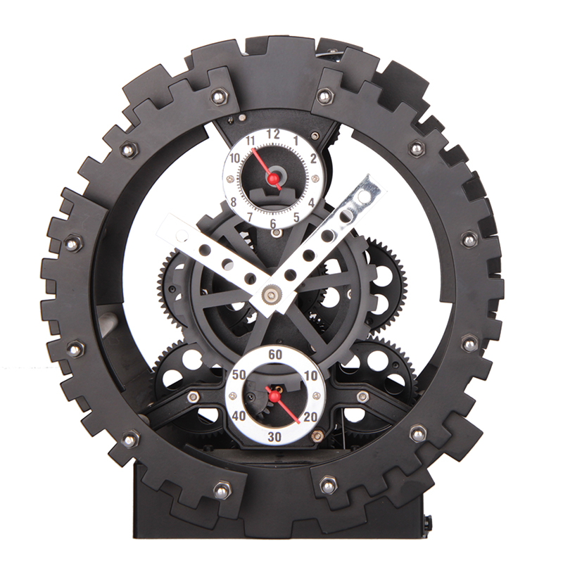 Gear Alarm Clock