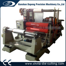 Machine à couper et à stratifier pour mousse, ruban adhésif, étiquette