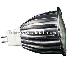 Top Quality 2700k led spotlight gu10 3w 6w 9w
