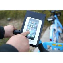 Bolsa para teléfono inteligente con manillar 100% a prueba de agua