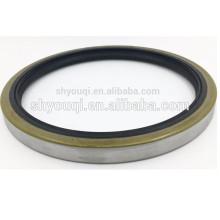 Customized N Oil seal Black TB NBR Dual lip Oil seals rotary shaft oil sealing rings 362*310*20mm