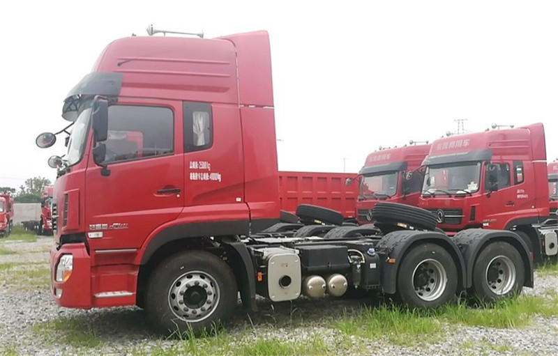 Dongfeng 6X4 Pime mover 3